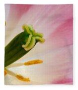 The Stamen Fleece Blanket