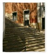 The Steps Fleece Blanket