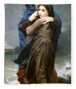 The Storm Fleece Blanket