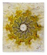 The Sundial Fleece Blanket