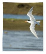 The Tern Sq Fleece Blanket