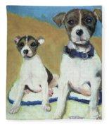 The Terriers Fleece Blanket