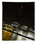 The Thames Downhill Fleece Blanket