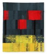 The Three Trees - J021580118  Fleece Blanket