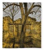 The Tree House 2 Fleece Blanket