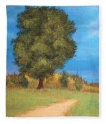The Tree Fleece Blanket
