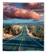 The Trip Fleece Blanket