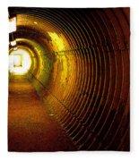 The Tunnel Fleece Blanket