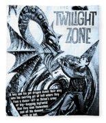 The Twilight Zone Fleece Blanket