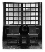 The Unforgiven Fleece Blanket