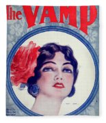 The Vamp Fleece Blanket