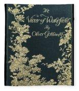 The Victor Of Wakefield Fleece Blanket