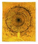 The Vision Of The Empyrean Fleece Blanket