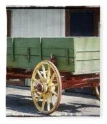 The Wagon Fleece Blanket