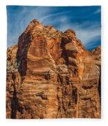 The Wall Fleece Blanket