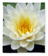 The Water Lilies Collection - 03 Fleece Blanket