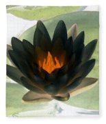 The Water Lilies Collection - Photopower 1037 Fleece Blanket