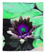 The Water Lilies Collection - Photopower 1113 Fleece Blanket