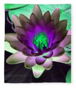 The Water Lilies Collection - Photopower 1114 Fleece Blanket