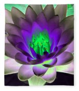 The Water Lilies Collection - Photopower 1115 Fleece Blanket