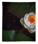 The Water Lily Fleece Blanket