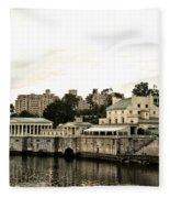 The Waterworks Fleece Blanket