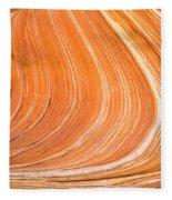 The Wave II Fleece Blanket