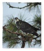 The Wild Osprey Fleece Blanket