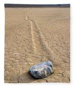 The Winner Death Valley Moving Rock Fleece Blanket