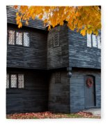 The Witch House Fleece Blanket