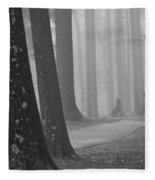 The Woods Fleece Blanket