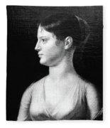 Theodosia Burr (1783-1813) Fleece Blanket