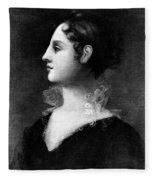 Theodosia Burr Alston (1783-1813) Fleece Blanket