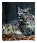 This Is My Corner Fleece Blanket