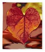 This One Is For Love Fleece Blanket