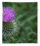 Thistle Fleece Blanket