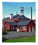 Thomas Kay Woolen Mill Fleece Blanket