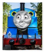 Thomas The Train Fleece Blanket