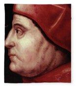 Thomas Wolsey (c1475-1530) Fleece Blanket