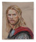 Thor Fleece Blanket