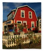 Thor Town Hostel Fleece Blanket
