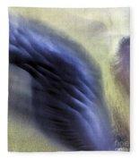 Thor Wing Fleece Blanket