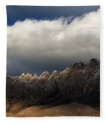 Threatening Skies Fleece Blanket