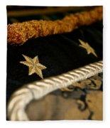 Three Stars Fleece Blanket