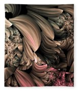 Through The Photographers Lens Abstract Fleece Blanket