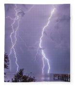 Thunderation Fleece Blanket