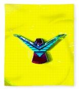 Thunderbird 1958 Fleece Blanket