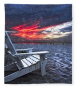 Thunderdawn Fleece Blanket