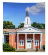 Thurmond Chapel Fleece Blanket