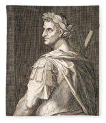 Tiberius Caesar Fleece Blanket